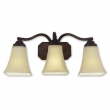 Good Earth 3-light Bathrool Vanity Light